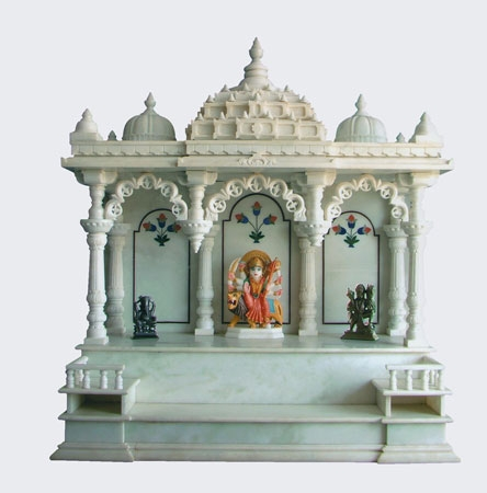 Ajay marbles marble handicrafts for Marble temple designs for home